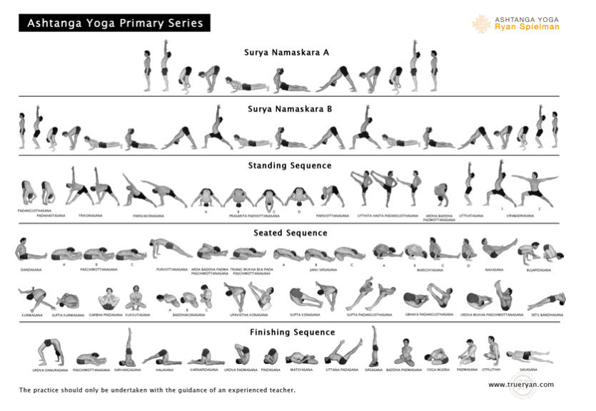 Primary Series - Ashtanga Yoga