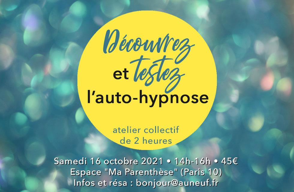 Event-auto-hypnose