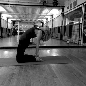 Eva, Yin Yang Yoga