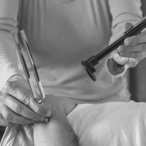 Massage diapason