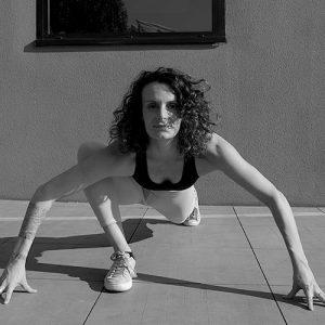 Sandra - Vinyasa & Yin Yoga
