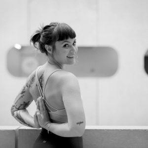 Alicia - Yoga